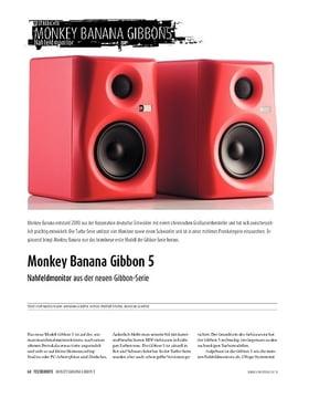 Monkey Banana Gibbon 5 - Studiomonitore