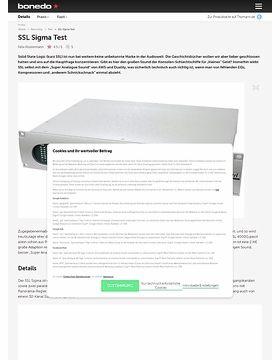 SSL Sigma