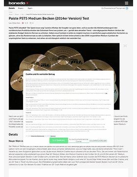 Paiste PST5 Medium 2014