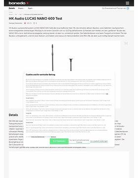HK Audio LUCAS NANO 600
