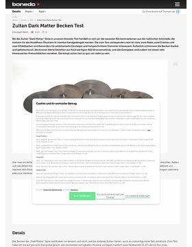 Zultan Dark Matter Becken