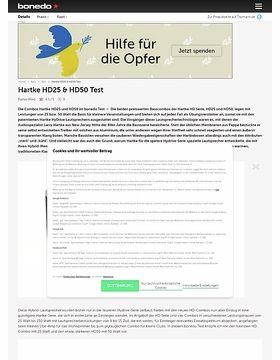 Hartke HD25 & HD50