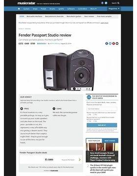 Fender Passport Studio