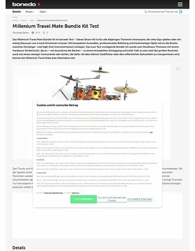 Millenium Travel Mate Bundle Kit