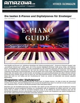 Special: Digitalpiano Einsteiger Guide 2014