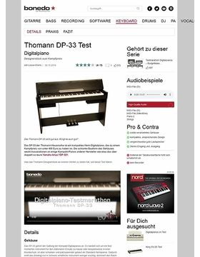 Thomann DP-33