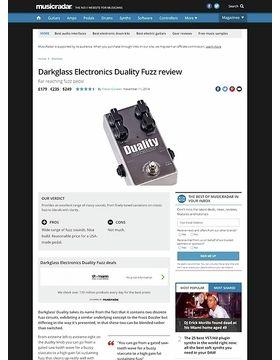 Darkglass Electronics Duality Fuzz