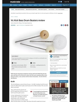 Vic Kick Bass Drum Beaters