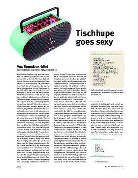Vox Soundbox-Mini