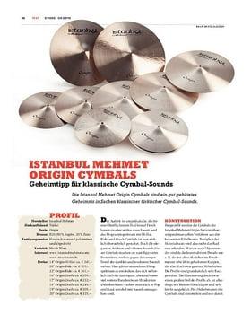 Istanbul Mehmet Origin Cymbals