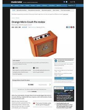 Orange Micro Crush Pix