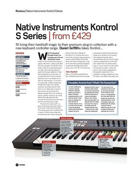 Native Instruments Kontrol S Series