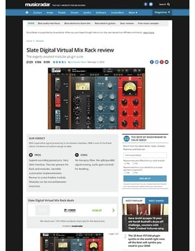Slate Digital Virtual Mix Rack – Thomann UK