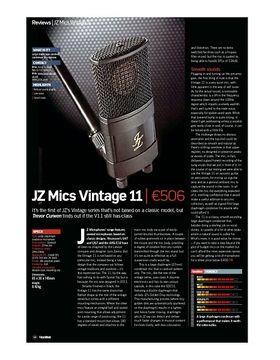JZ Mics Vintage 11