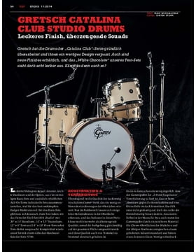 Gretsch Catalina Club Studio Drums