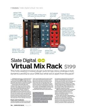 Slate Digital Virtual Mix Rack – Thomann Ireland