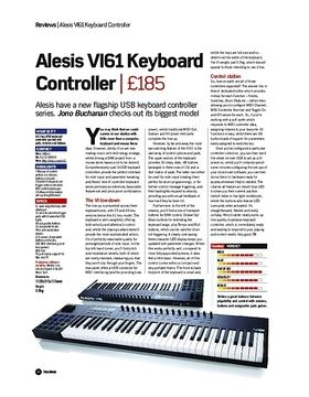 Alesis VI61