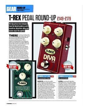 T-Rex Pedals