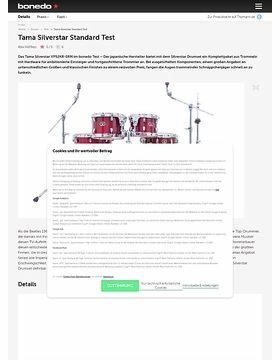 Tama Silverstar Standard