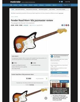 Fender Road Worn '60s Jazzmaster