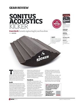 "The Kicker 24""x20"" BD Pillow"