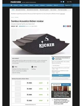 Sonitus Acoustics Kicker