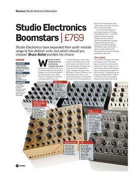 Studio Electronics Boomstars