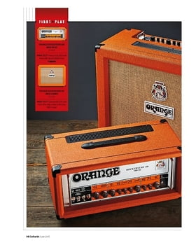 Orange Rockerverb 50 MKIII 2x12 combo