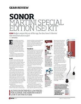 Sonor Martini Special Edition SE Kit