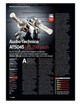 Audio-Technica AT5045