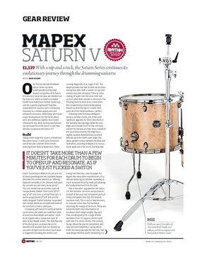 Mapex Saturn V