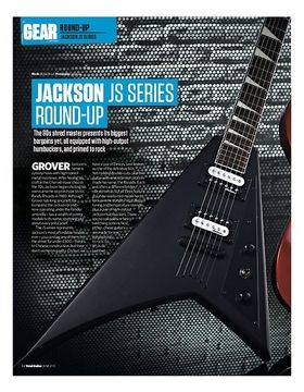 Jackson JS32T Rhoads