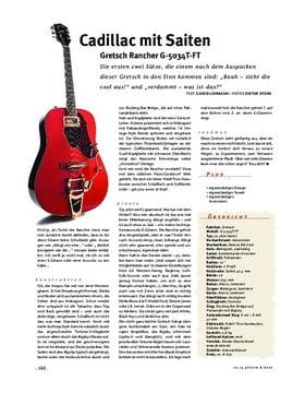 Gretsch Rancher G-5034T-FT, E/A-Gitarre