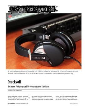 Ultrasone Performance 880 - Geschlossener Kopfhörer