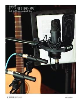 Røde NT1 Kit und M5 MP - Groß- und Kleinmembran-Kondensatormikrofone
