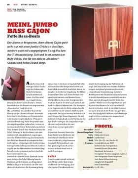 Meinl Jumbo Bass Cajon