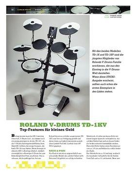 Roland V-Drums TD-1KV