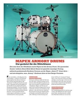 Armory Studio Shell Set BNV