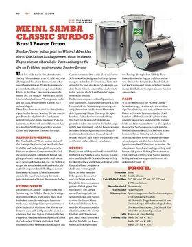 Meinl Samba Classic Surdos