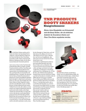 TNR Products Booty Shakers