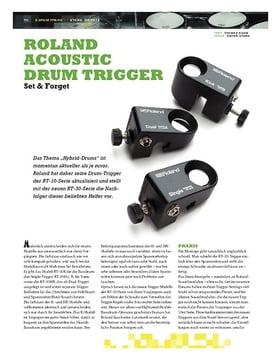 Roland Acoustic Drum Trigger