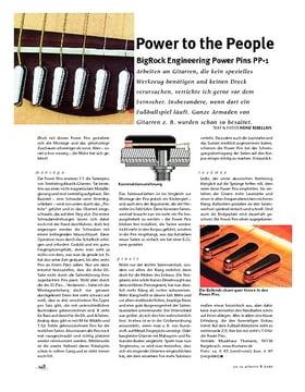 BigRock Engineering Power Pins PP-1