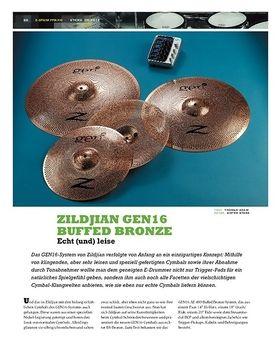 Zildjian GEN16 Buffed Bronze