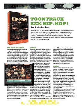 Toontrack EZX Hip-Hop!