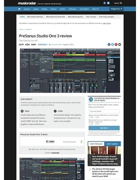 Studio One V3 Professional