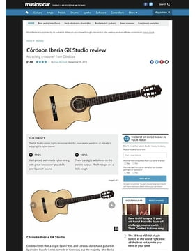 Cordoba Iberia GK Studio