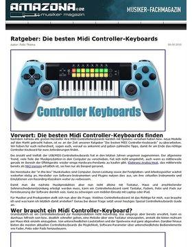 Special: Controllerkeyboards Guide 2015