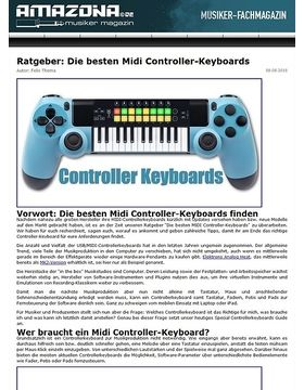 Special: Controllerkeyboards Guide 2015