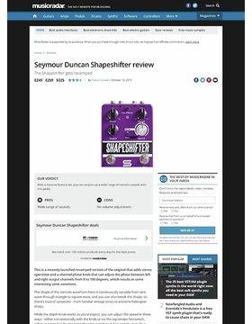 Seymour Duncan Shapeshifter