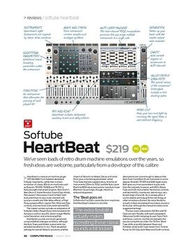 Softube HeartBeat